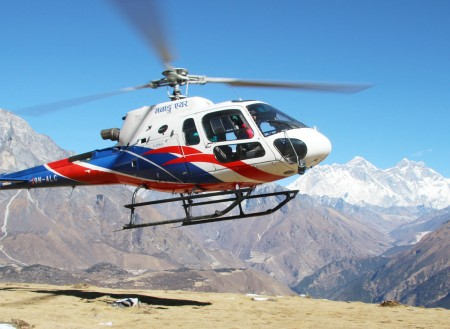 Everest Explore by Helicopter